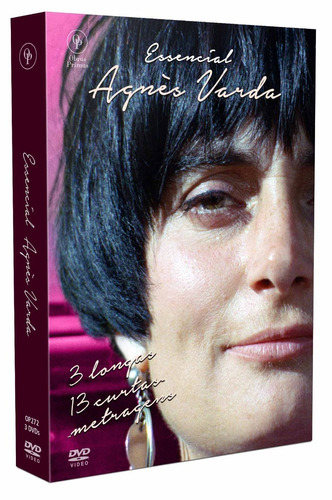 Dvd Essencial Agnes Varda - Digistak - Opc - Bonellihq X20