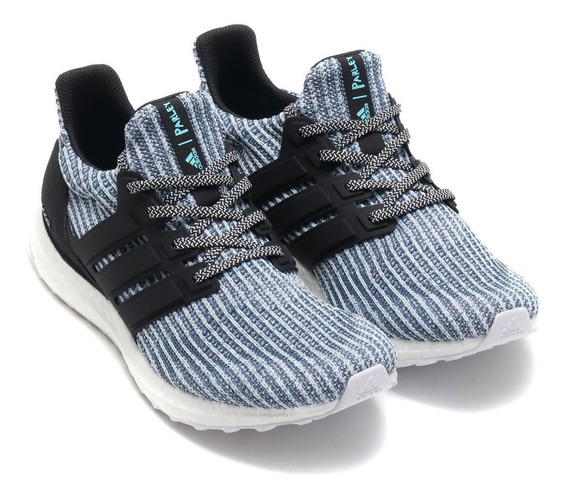 Tenis Hombre adidas Ultraboost 4.0 Bc0248 Correr Running