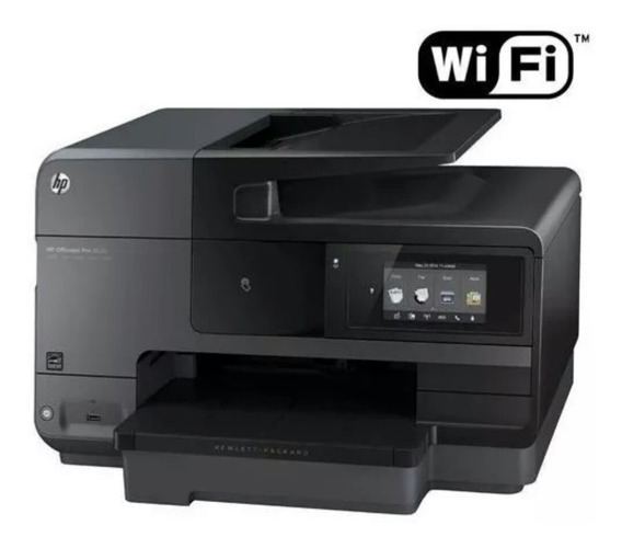 Hp Officejet 8610 Wi-fi Multifuncional