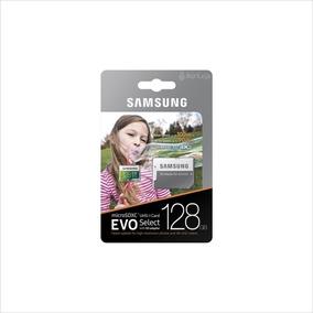 Cartão De Memória Samsung Microsdxc Evo Select 128gb U3 E 4k