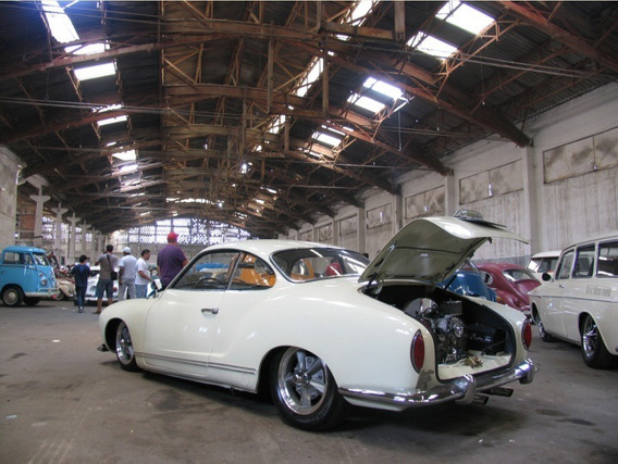 Vw Karmann Ghia 1963