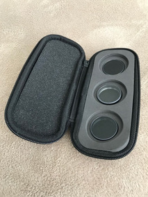 Polar Pro Nd Filters + Case - Cp, Nd4 E Nd8 - Phantom 4