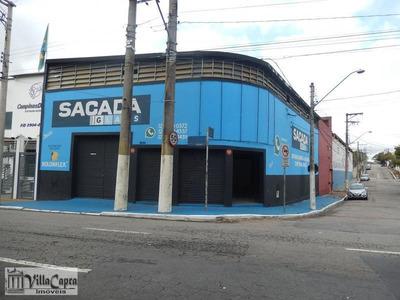 Comercial A Locação Em São José Dos Campos, Vila Nair, 2 Banheiros, 1 Vaga - 309a