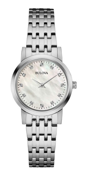 Relogio Bulova Diamond #96p175 - Original