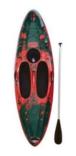 Stand-up Paddle Explorer 9.3 Vermelho/preto - Bropc