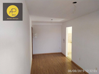Apartamento Com 3 Dormitórios À Venda, 58 M² - Socorro - Mogi Das Cruzes/sp - Ap0156