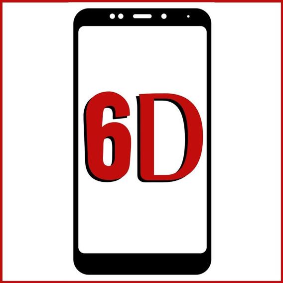 Pelicula Em Vidro 9h Samsung Galaxy J6 Preta - A Melhor 2020