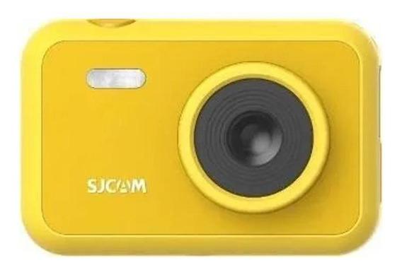 Câmera Infantil Sjcam Funcam 5mp Lcd 2.0 12visitas Am