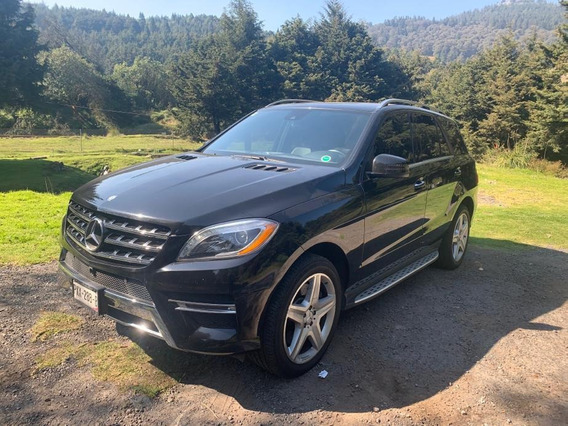 Mercedes Benz Ml 350 Sport Amg 2014