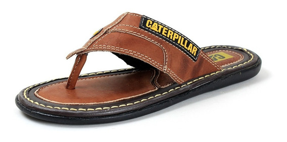 Chinelo Caterpillar Kit Presente Pais + Cinto + Carteira