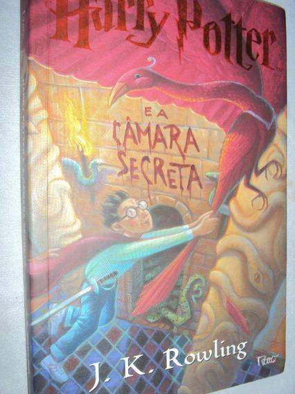 Harry Potter E A Câmara Secreta (sebo Amigo)