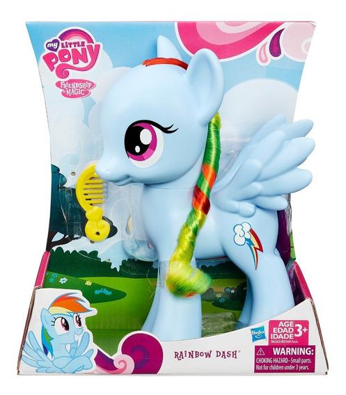 Figura My Pequeño Pony Hasbro B0368 Peine 20 Cm