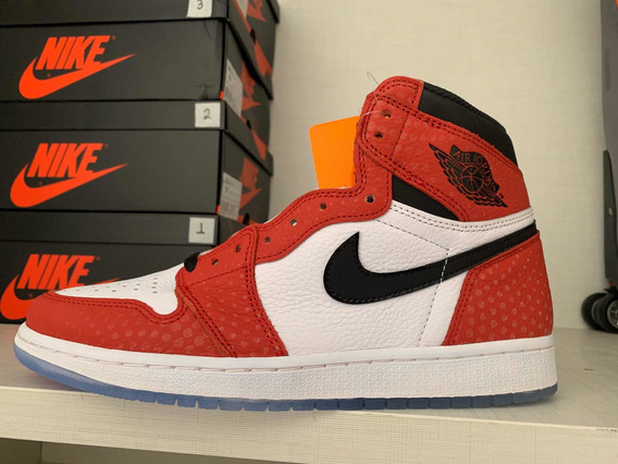 Nike Jordan 1 Retro High Spider-man Origin