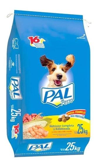 Pal Alimento Perro Bulto 25 Kg