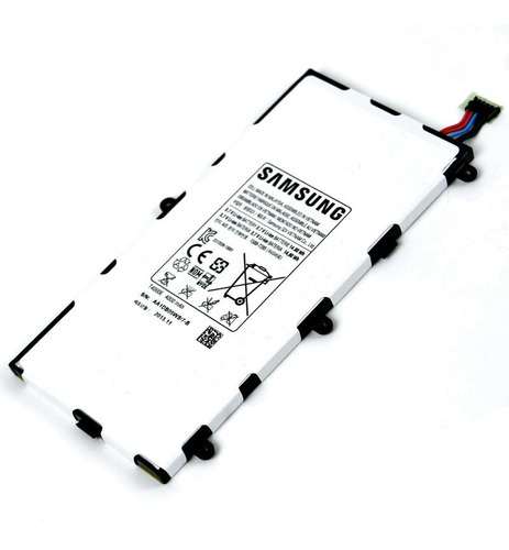 Bateria Samsung T4000e T210 Tab3 Servicio Tecnico Garantia