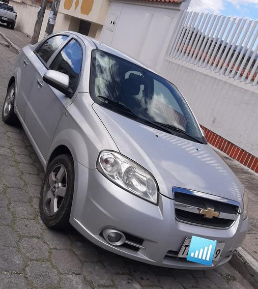 Chevrolet Aveo Emotion Gls Full 2014 Uso Personal