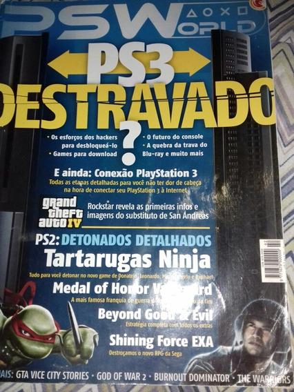 Revista Playstation Psworld Número 42