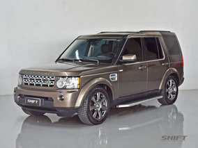 Land Rover Discovery 4 2.7 Se 2013