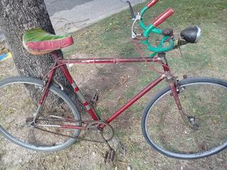 Bicicleta Inglesa Miller England Rodado 28