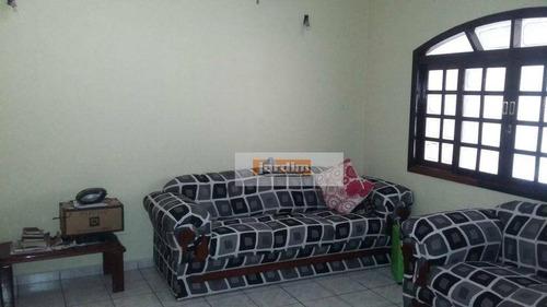 Casa Residencial À Venda, Chácara Sergipe, São Bernardo Do Campo. - Ca0440