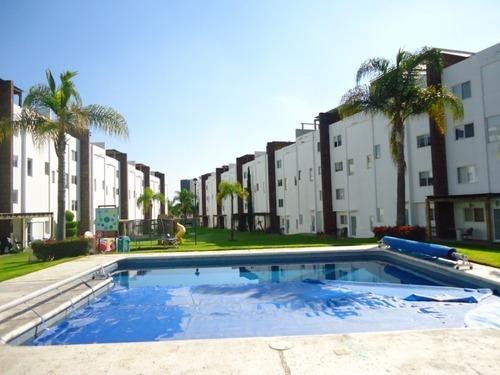 Renta Departamento Peninsula Juriquilla 3 Recamaras Alberca