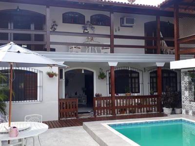 Excelente Casa Duplex 7 Quartos Para Venda Em Piratininga - Ca00116 - 33712413