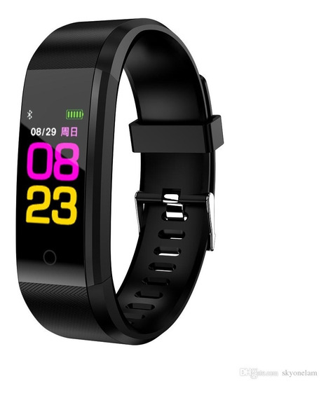 Smart Bracelet Reloj Inteligente + Envio Gratis