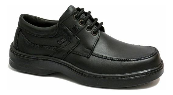 Zapatos Hombre Vestir Cuero Febo 45/50 Free Comfort 5242