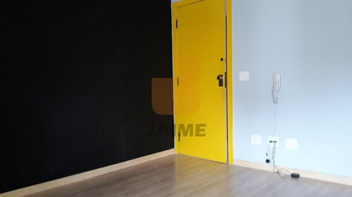 Conjunto Comercial 30m² Em Higienópolis - Ja8992