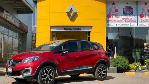 Renault Captur Iconic Ta 2018 En Renault Cuautitlan