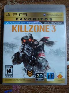 Juego Físico Killzone 3 Edición América Lat. Tienda/garantia