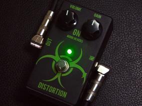 Super Promoçâo! Pedal - Gn Distortion - Frete Gratis!