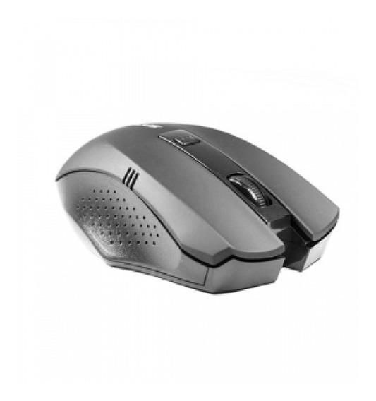 Mouse Óptico 1600dpi Sem Fio Preto Am1600 Arcticus Office