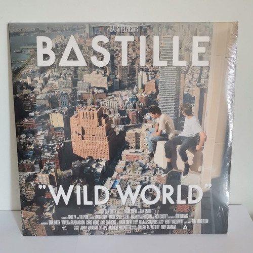 Bastille Wild World Vinilo Eu [nuevo]