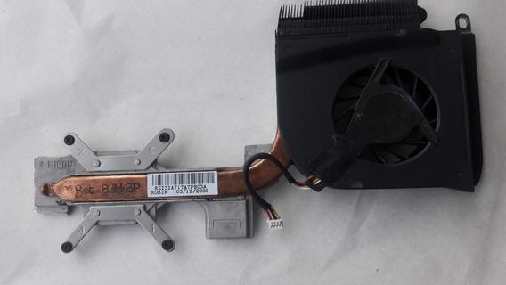 Cooler E Dissipador Hp Dv6000 Dv6700 451860-001 Amd Original