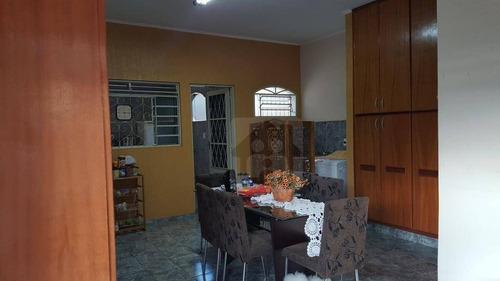 Imagem 1 de 11 de Casa À Venda, 182 M² Por R$ 250.000,00 - Monterrey - Araçatuba/sp - Ca0112