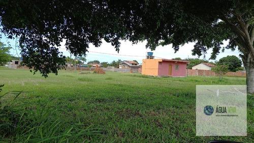 Terreno/fração 80 M2 Frente  Rua A Vista R$ 20 Mil - Unamar / Cabo Frio - Te0044