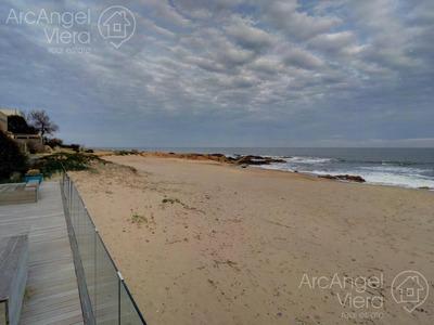 Casa Frente Al Mar En Punta Piedras - La Barra