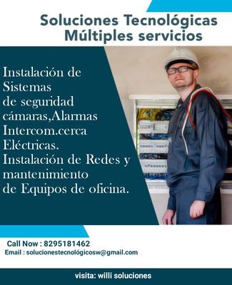 Tecnoservicio,servicios Profesionales