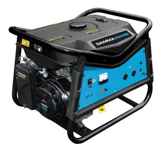 Generador portátil Gamma GE3466AR 5500W 220V