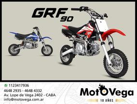Guerrero Grf 90 Cross Enduro Todos Los Medios De Pago Cuotas