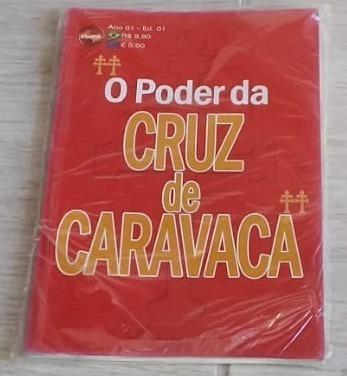 Livro Cruz De Caravaca