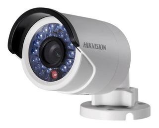 Camara Ip Mini Bala Hikvision Ds2cd2042wdi 4mp Cctv