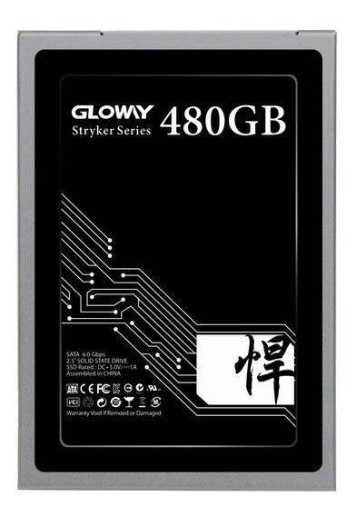 Ssd 480 Gb + Micro Cartao 64gb Classe 3
