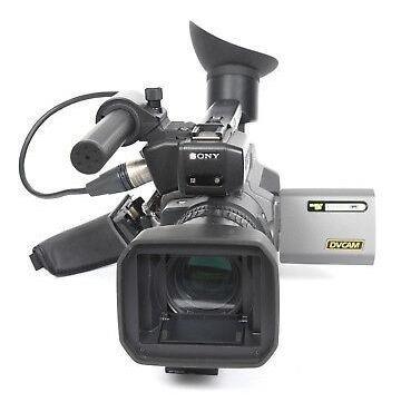 Filmadora Sony Dsr-pd170 Camcorder