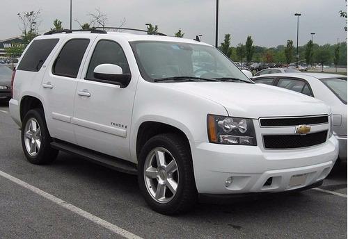 Manual De Despiece Chevrolet Tahoe (2006-2014) Español