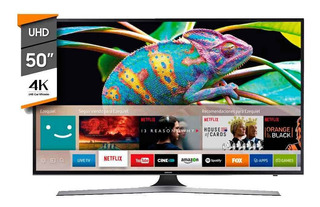 Smart Tv 4k 50 Samsung Un50mu6100
