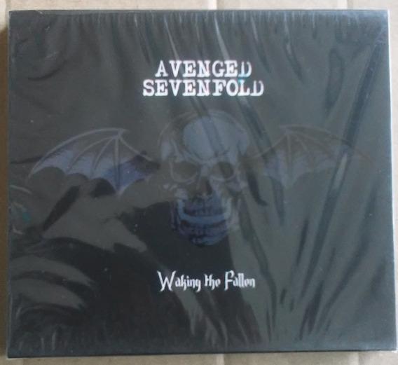 Avenged Sevenfold Waking The Fallen - Música CD no Mercado
