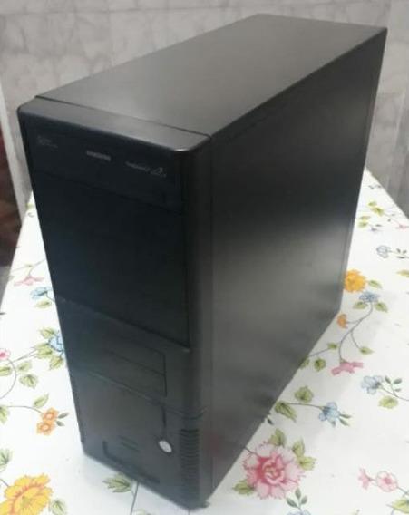 Cpu Intel Core 2 Duo, Hd 160, 2 Gb Memória Ddr2, Dvd