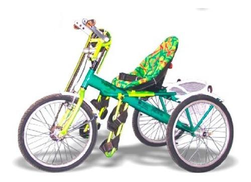 Triciclo Triplay - Fabricacción